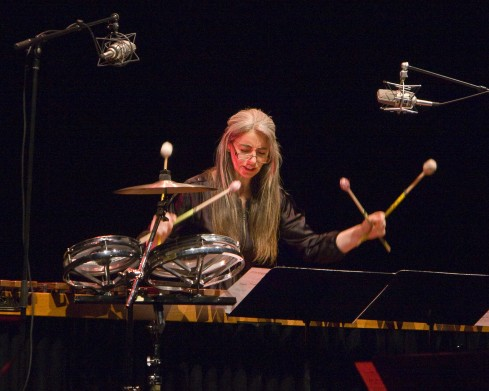 Evelyn Glennie and Maya Beiser - UCLA Live - 111111