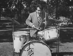 Gene Krupa became the face of swing03