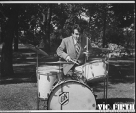 Gene Krupa became the face of swing03