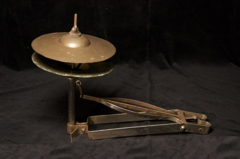 The low-boy is the father of the hi-hat we know