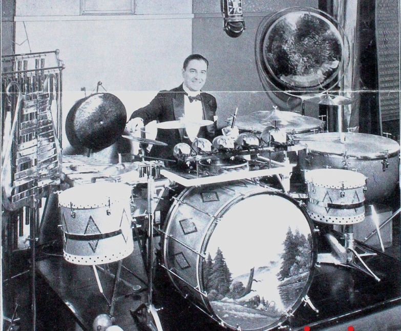 Theater drummers had to replicate sound effects for silent films