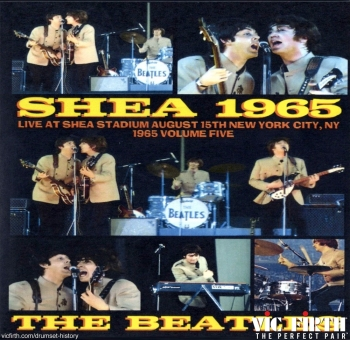 Beatles breakout at Shea Stadium showcases matched grip nationwide audience