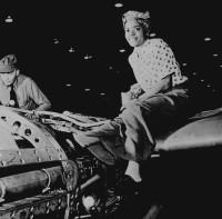 The war effort jumpstarts a new manufacturing era39