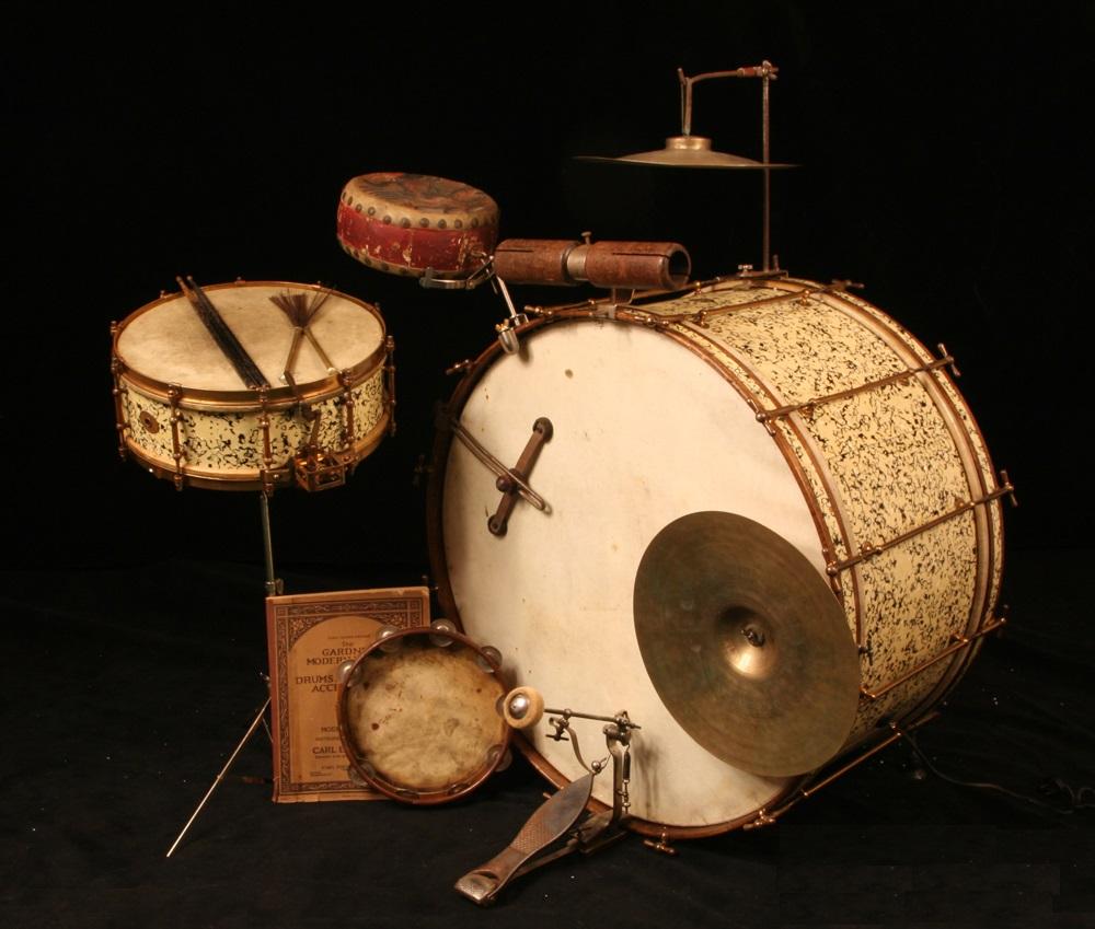 Η Ιστορία των Drums